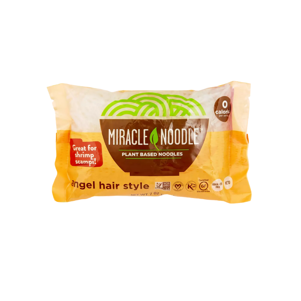 Miracle Noodle Pasta Angel Hair V GF 7oz