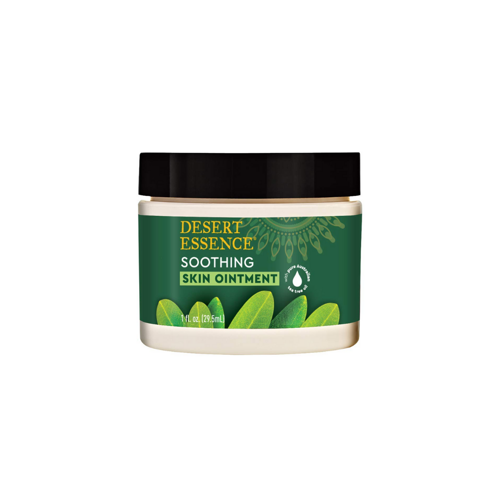 Desert Essence Oil Tea Tree Ointment 1oz