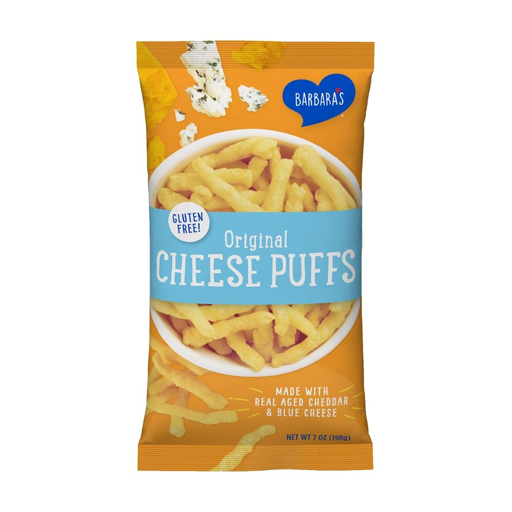 Barbaras Original Cheese Puff 5.5oz