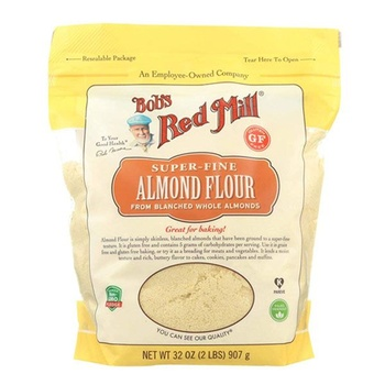 [039978043818] Bob's Red Mill Flour Almond Meal Blanched GF 32oz
