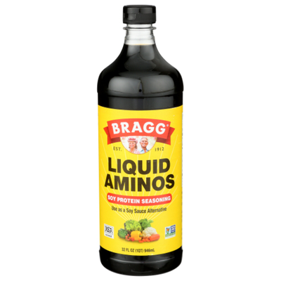 Bragg Sauce Soy Amino Bottle 32oz