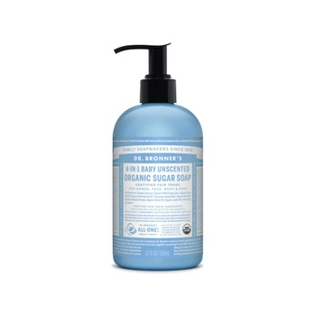 [018787950043] Dr. Bronner's Pump Baby Soap 12oz
