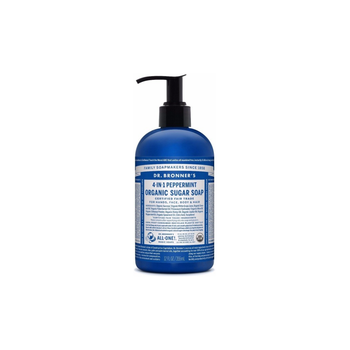 [018787950029] Dr. Bronner's Pump Peppermint Soap 12oz