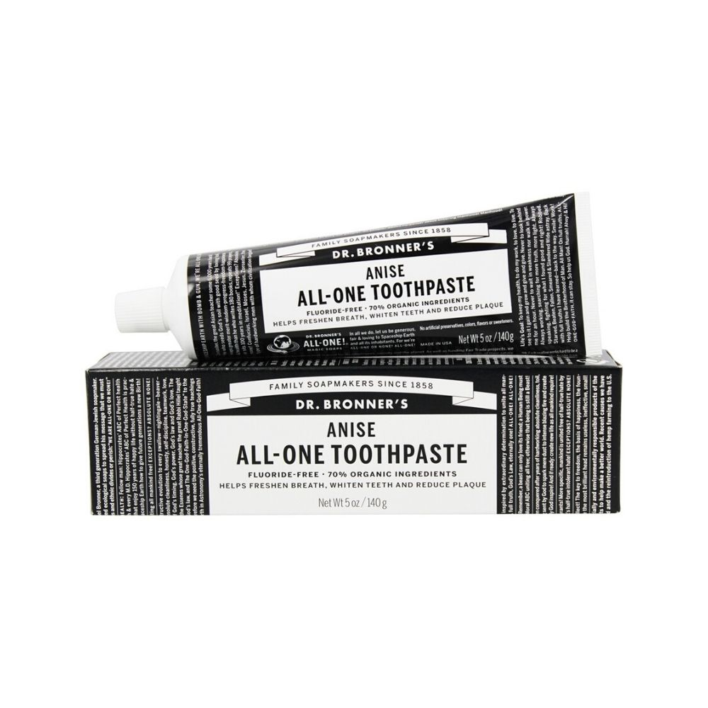 Dr. Bronner's Toothpaste Anise 5oz