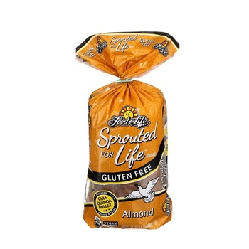 [073472001936] Food For Life Bread Sprouted Almond GF OG 24oz