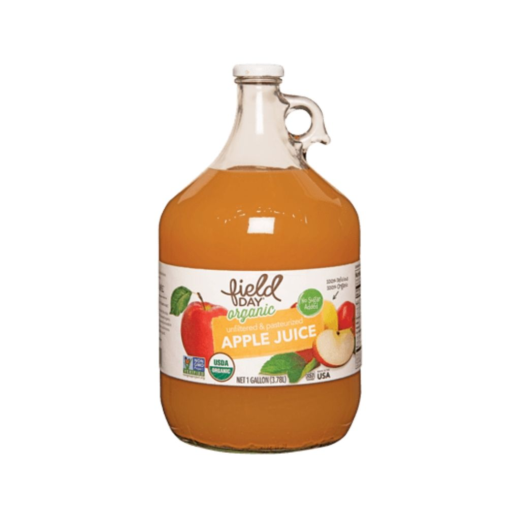 Field Day Juice Apple OG 128oz