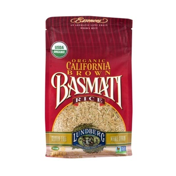 [073416402034] Lundberg Rice Brown Basmati OG 2#