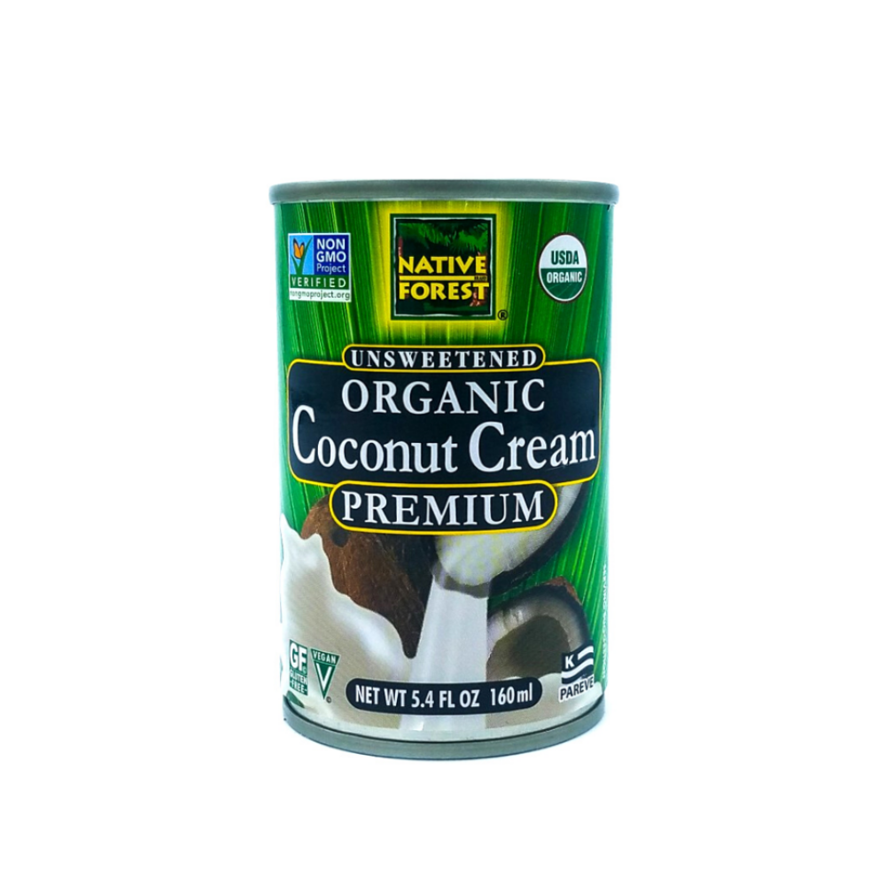 Native Forest Cooking Coconut Cream OG 5.4oz
