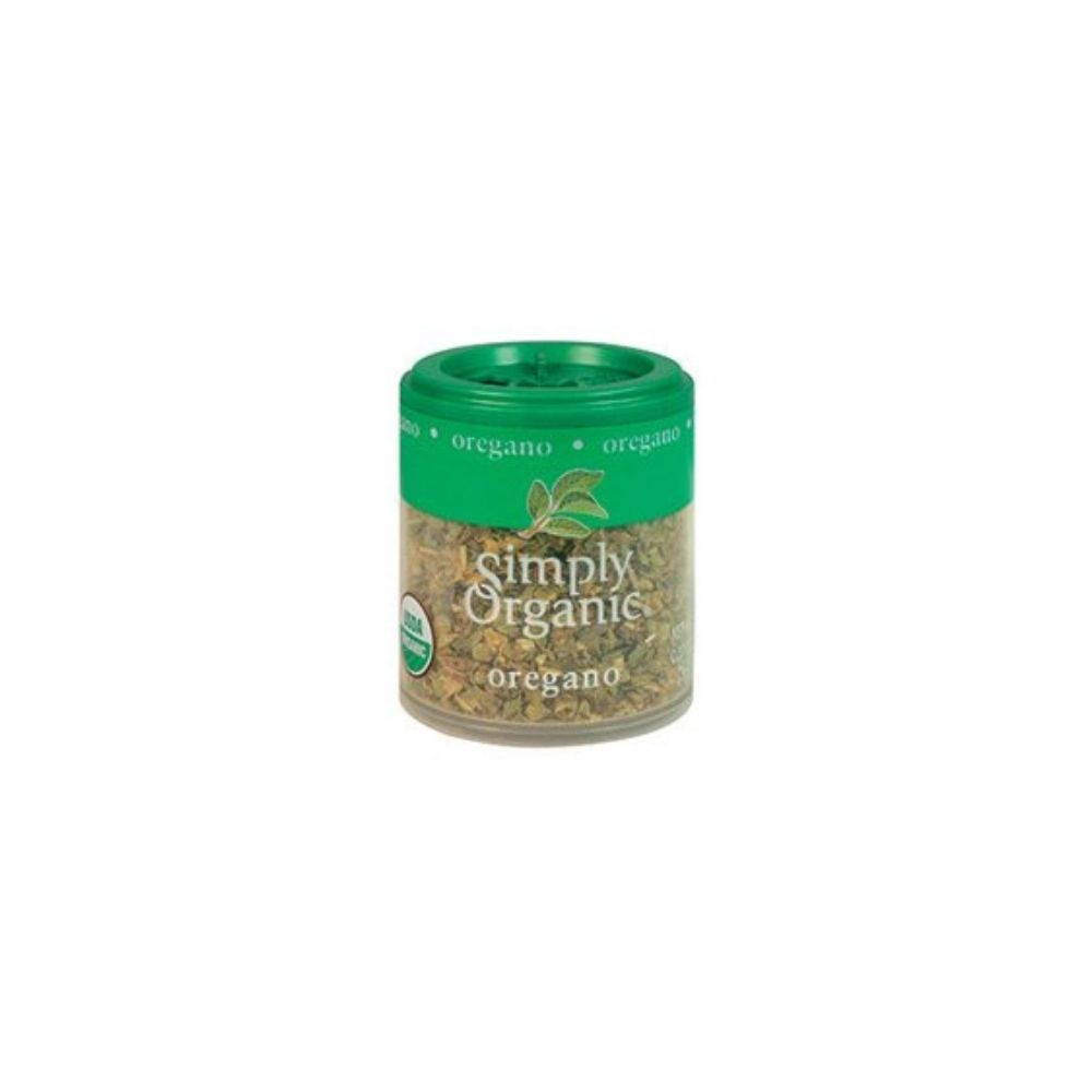 SIMPOG Mini Oregano Leaf 0.07 oz