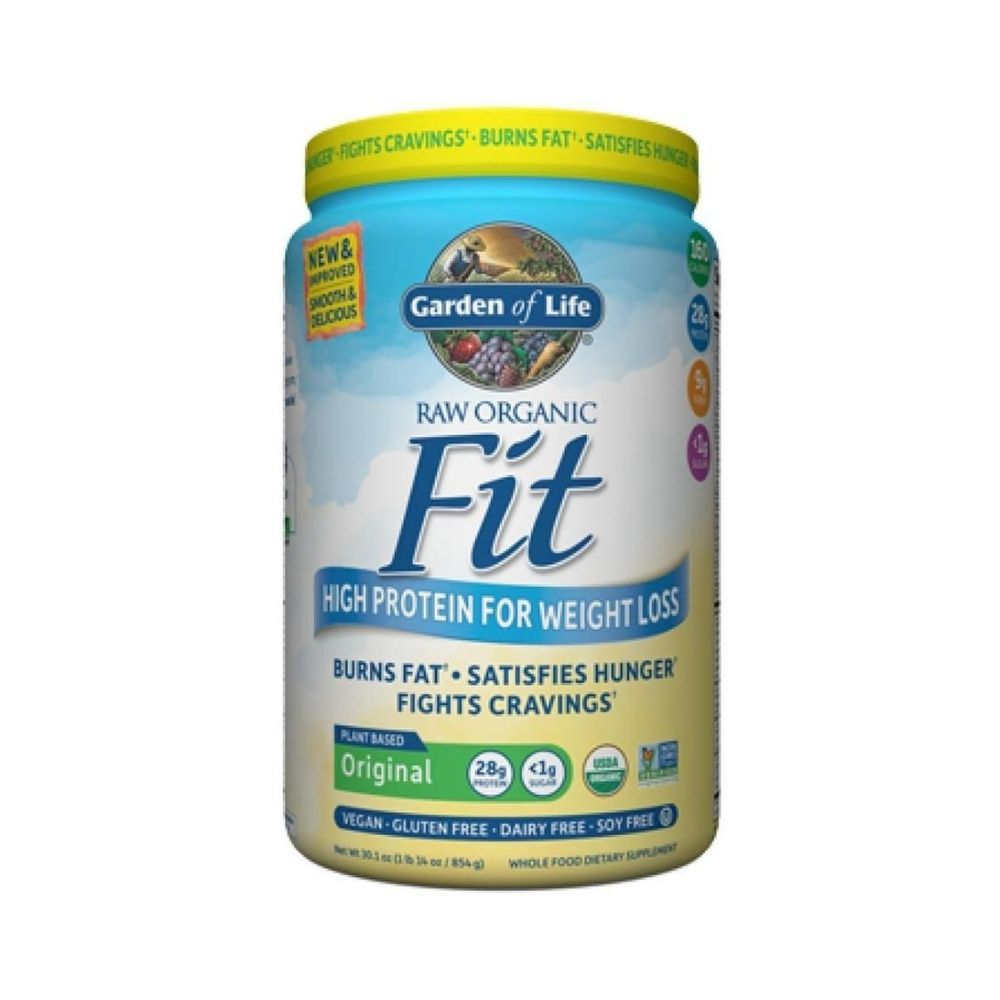 Garden Of Life Protein Fit Raw OG 854g