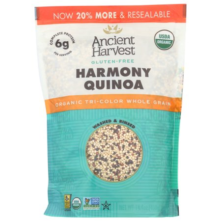Ancient Harvest Grain Quinoa Tricolor Harmony 12oz