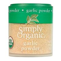 Simply Organic Mini Garlic Powder OG 0.92oz