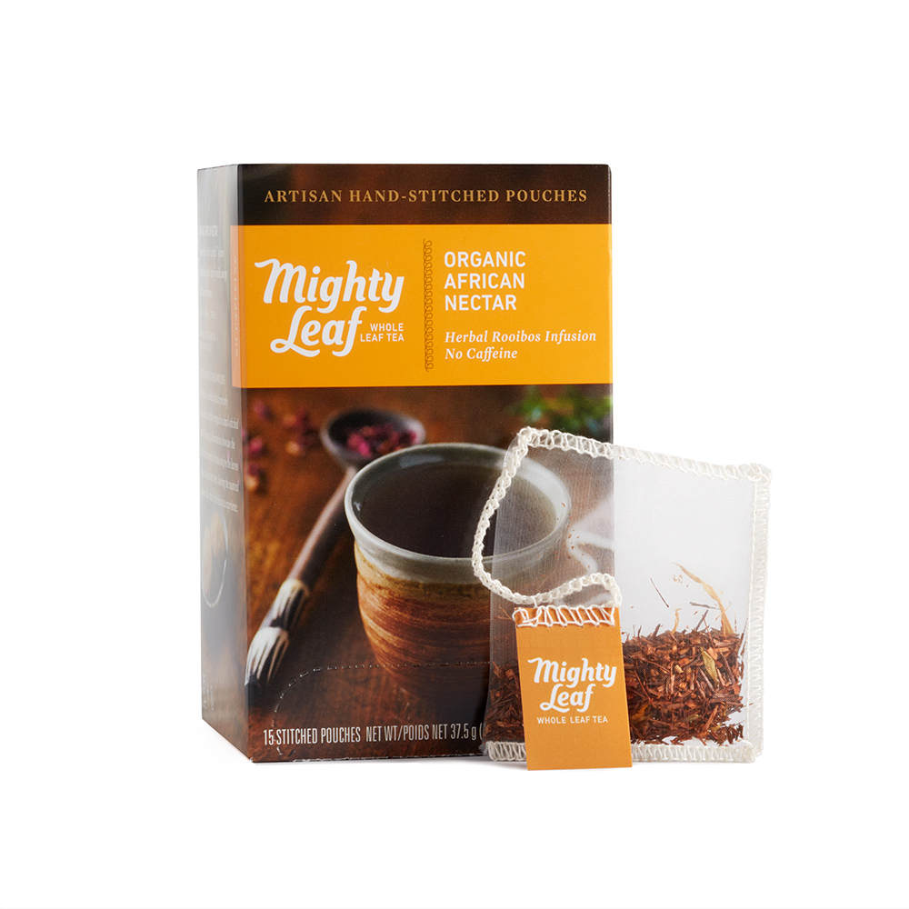Mighty Leaf Tea African Nectar 15c