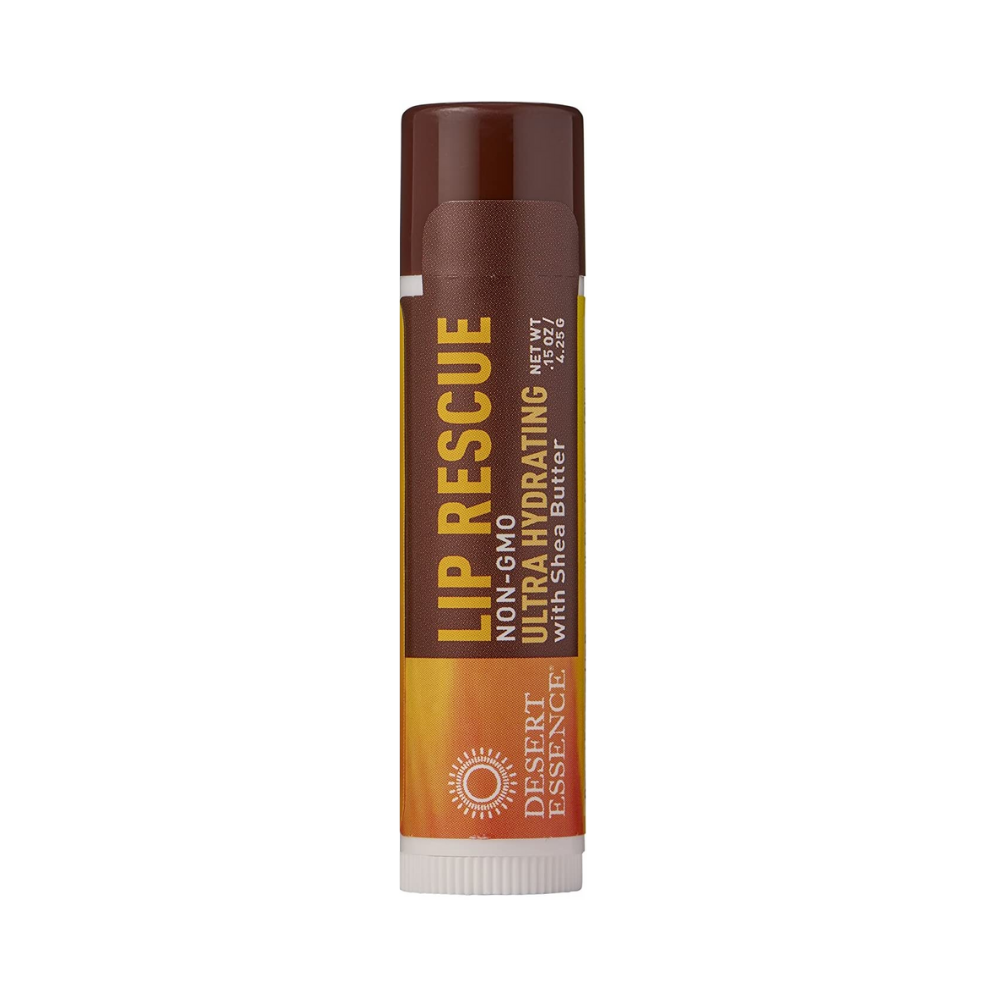 Desert Essence Lip Rescue Shea Butter