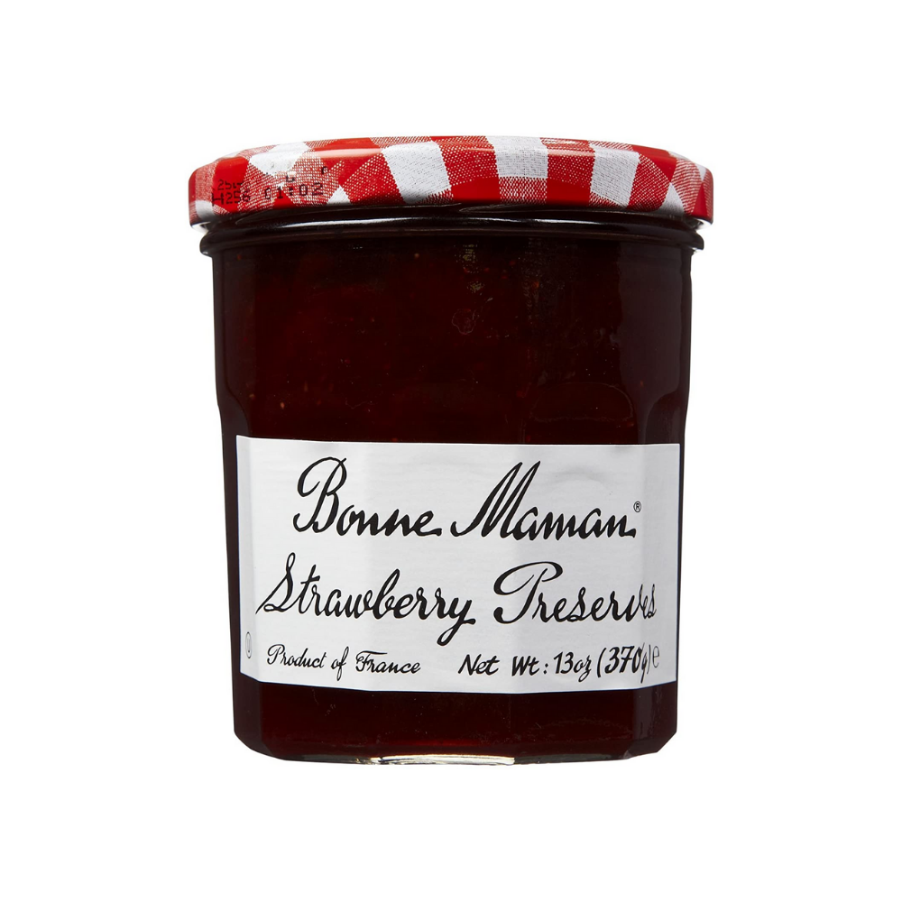 Bonne Maman Spread Preserve Strawberry 13oz