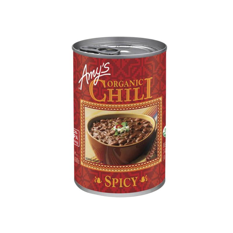 Amy's Can Chili Spicy OG 14.7oz
