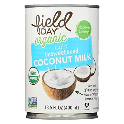 Field Day Cooking Coconut Milk Lite OG 13.5oz