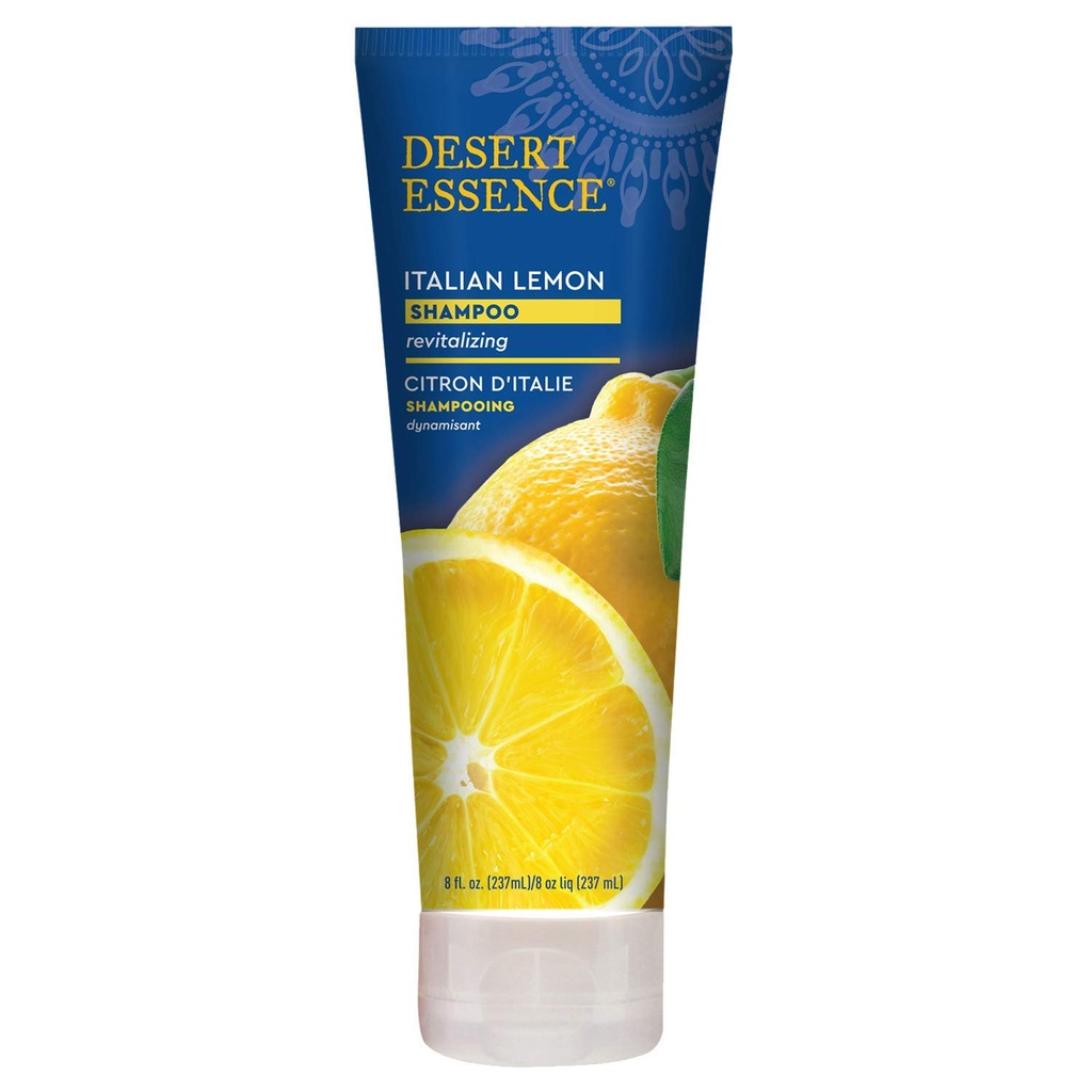 Desert Essence Shamp Italian Lemon