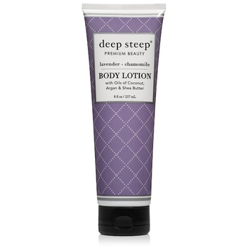 [674749010721] Deep Steep Body Lotion Lavender Chamomile 8oz