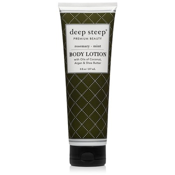 [674749040728] Deep Steep Body Lotion Rosemary Mint 8oz