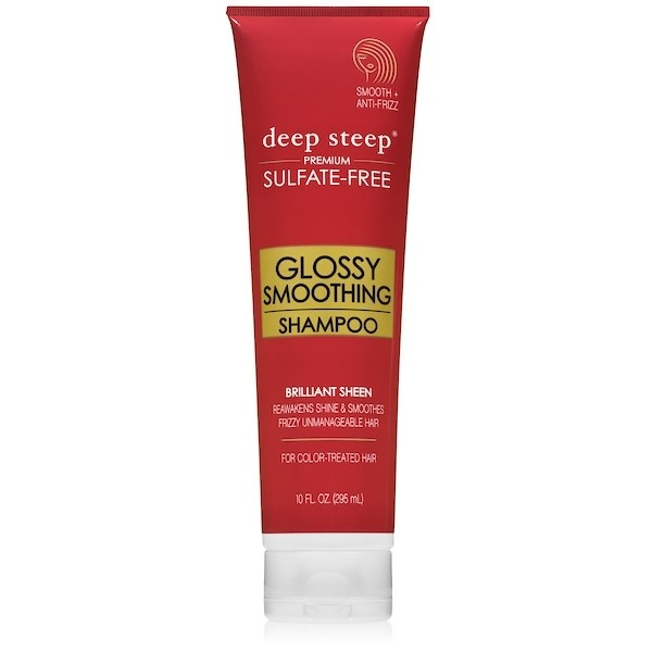 Deep Steep Shampoo Glossy Smoothing 10oz