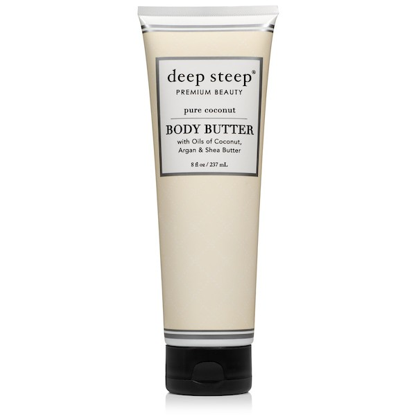 Deep Steep Body Butter Coco Pure 8oz