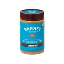 [094922553584] Barney Almond Butter Smooth 16oz