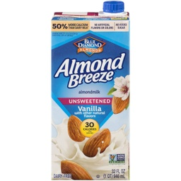 [041570054161] BLUED Almondmilk Vanilla Unsweet 32oz