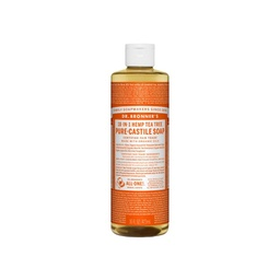 [018787769164] Dr. Bronner´s Tea Tree Liquid Soap 16oz