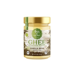 [861555000149] 4th & Heart Ghee Butter Vanilla 9oz