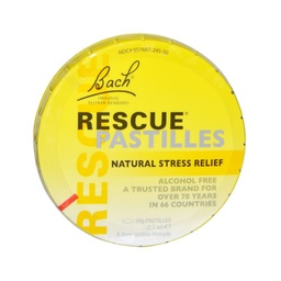 [741273014515] BACH Rescue Remedy Pastille 50g