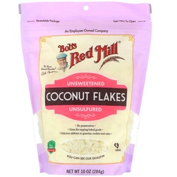 [039978035813] Bob's Red Mill Coconut Flakes Unsweetened 12oz
