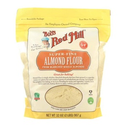 [039978043818] BOBS Flour Almond Meal Blanched GF 32oz