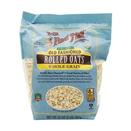 [039978049520] Bob's Red Mill Oats Rolled Old Fashiond OG 32oz