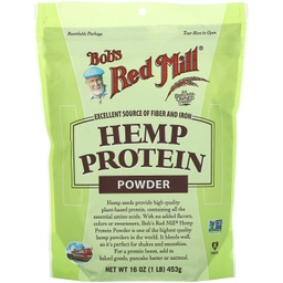 [039978006035] Bob's Red Mill Protein Hemp Powder 16oz