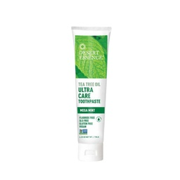 [718334334141] Desert Essence Tea Tree Oil Toothpaste 6.25 oz