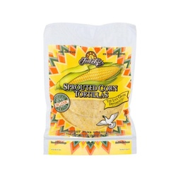 [073472003701] Food For Life Tortilla Corn Sprouted OG 6in 10oz