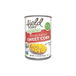 [042563605209] Field Day Can Corn Whole Kernel OG 15.25oz