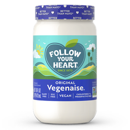 [049568010168] Follow Your Heart Mayo Vegenaise Egg Free V 16oz