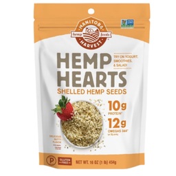 [697658201219] Manitoba Harvest Hemp Seed 16oz