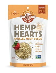 [697658101014] Manitoba Harvest Hemp Seed 8oz