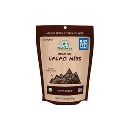 [812907014765] Natierra Cacao Nibs Raw OG 10oz