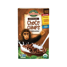 [058449870241] Nature's Path Cereal Choco Chimp GF OG 10oz