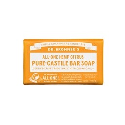 [018787787052] Dr. Bronner´s Citrus Bar Soap