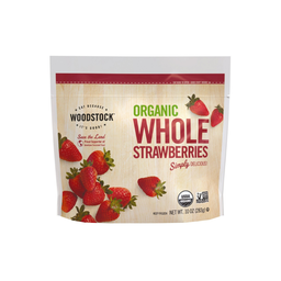 [042563001384] Woodstock Frozen Strawberries OG 10oz