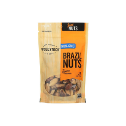 [042563015879] WODSTK Nuts Brazil Nut Raw Fancy 9oz