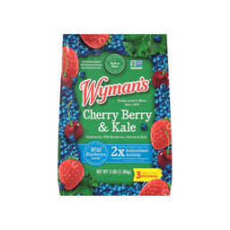 [079900003213] Wyman's Fzn Smoothie Berry Kale Mix 3 Lb