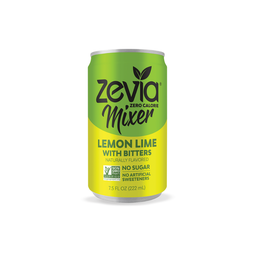 [849429000525] Zevia Mixer Lemon Lime Zero GF UN
