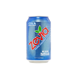 [894773001018] Zevia Soda Diet Cola 12oz UN