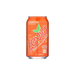 [894773001032] Zevia Soda Diet Orange 12oz